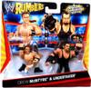 WWE Wrestling Rumblers Series 1 Drew McIntyre & Undertaker Mini Figure 2-Pack