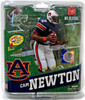 McFarlane Toys NCAA College Football Sports Picks Series 4 Cam Newton Action Figure [Blue Jersey]