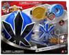 Power Rangers Samurai Water Ranger Training Gear Roleplay Toy