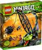 LEGO Ninjago Fangpyre Wrecking Ball Set #9457