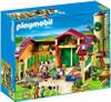 Playmobil Farm Barn with Silo Set #5119
