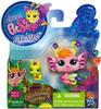 Littlest Pet Shop Fairies Glistening Garden Pansy Fairy & Grasshopper Figure 2-Pack #2614, 2615