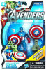 Marvel Avengers Movie Series Shield Launcher Captain America Action Figure