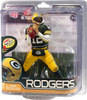 McFarlane Toys NFL Green Bay Packers Sports Picks Series 29 Aaron Rodgers Action Figure [Green Jersey]