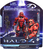 McFarlane Toys Halo 4 Series 1 Spartan Warrior Action Figure [Red]