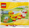 LEGO Duck with Ducklings Mini Set #40030 [Bagged]