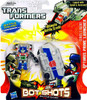 Transformers Bot Shots Battle Game Series 1 Optimus Prime Launcher Action Figure BL001