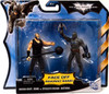 The Dark Knight Rises Swing Shot Bane Vs. Stealth Vision Batman Action Figure 2-Pack