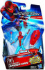 The Amazing Spider-Man Concept Series Zip Rocket Spider-Man Action Figure