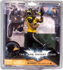 McFarlane Toys NFL Sports Picks Dark Knight Rises Hines Ward Action Figure [Gotham Rogues]