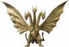 Godzilla S.H. Monsterarts King Ghidorah Action Figure [1st Run]