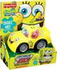 Fisher Price Spongebob Squarepants Shake 'n Go Patrick & SpongeBob Stock Car