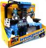 Fisher Price DC Super Friends Batman Imaginext Mr. Freeze Headquarters 3-Inch Figure Set