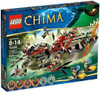 LEGO Legends of Chima Cragger's Command Ship Set #70006