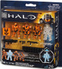 Mega Bloks Halo UNSC Combat Orange Unit Set #97083