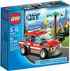 LEGO City Fire Chief Car Set #60001