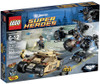 LEGO DC Universe Super Heroes The Bat vs. Bane Tumbler Chase Set #76001