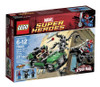 LEGO Marvel Super Heroes Ultimate Spider-Man Spider-Cycle Chase Set #76004