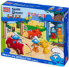 Mega Bloks The Smurfs Smurf Race Set #10745