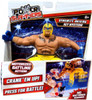 WWE Wrestling Power Slammers Dynamite Driving Rey Mysterio Action Figure
