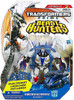 Transformers Prime Beast Hunters Smokescreen Deluxe Action Figure