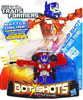 Transformers Bot Shots Battle Game Series 2 Jump Shot Optimus Prime Action Figure