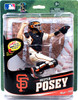 McFarlane Toys MLB San Francisco Giants Sports Picks Exclusive Buster Posey Exclusive Action Figure [White Jersey]