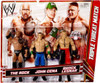 WWE Wrestling Rock, John Cena & Brock Lesnar Exclusive Action Figure 3-Pack [Triple Threat Match]