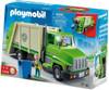 Playmobil City Life Recycling Truck Set #5938