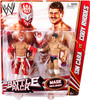 WWE Wrestling Series 23 Sin Cara vs. Cody Rhodes Action Figure 2-Pack [Mask]
