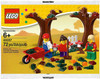 LEGO Fall Scene Mini Set #40057 [Bagged]