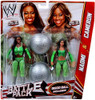 WWE Wrestling Series 24 Naomi & Cameron Action Figure 2-Pack [Disco Ball]