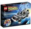 LEGO Back to the Future DeLorean Time Machine Set #21103