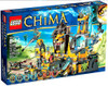 LEGO Legends of Chima The Lion CHI Temple Set #70010