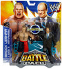 WWE Wrestling Series 25 Paul Heyman & Brock Lesnar Action Figure 2-Pack [Stretcher]