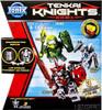 Tenkai Knights Valorn, Bravenwolf & Guardian Boreas Minifigure 3-Pack #10504