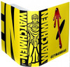 Watchmen Club Black Freighter Ozymandias Exclusive Action Figure