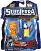 Slugterra Series 2 Burpy & Bugsy Mini Figure 2-Pack