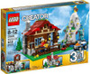 LEGO Creator Mountain Hut Set #31025