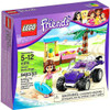LEGO Friends Olivia's Beach Buggy Set #41010