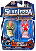 Slugterra Series 3 Mucky & Flaringo Mini Figure 2-Pack