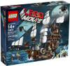 The LEGO Movie MetalBeard's Sea Cow Set #70810