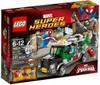LEGO Marvel Super Heroes Ultimate Spider-Man Doc Ock Truck Heist Set #76015