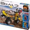 Mega Bloks Halo UNSC Flame Warthog Set #97449