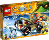LEGO Legends of Chima Cragger's Fire Striker Set #70135