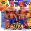 WWE Wrestling Series 29 Los Matadores Diego & Fernando Action Figure 2-Pack [2 Matador hats]