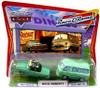Disney Cars The World of Cars Movie Moments Rusty & Dusty Rust-eze Diecast Car 2-Pack [Race-O-Rama]