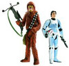 Star Wars A New Hope Comic Packs 2009 Chewbacca & Han Solo in Stormtrooper Armor Action Figure 2-Pack