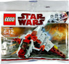 LEGO Star Wars The Clone Wars Republic Attack Shuttle Exclusive Mini Set #30050 [Bagged]
