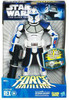 Star Wars The Clone Wars Force Battlers 2010 Captain Rex Action Figure